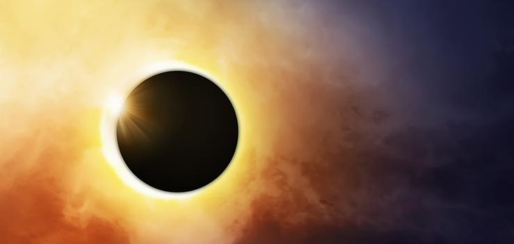 Advanced computational resources forecast the corona of the sun during the recent eclipse